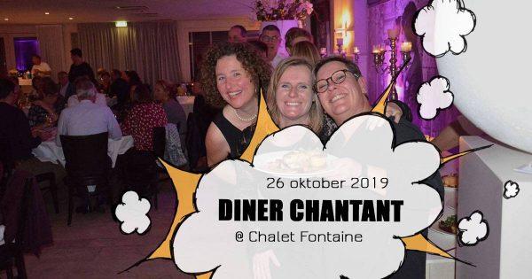 Diner Chantant