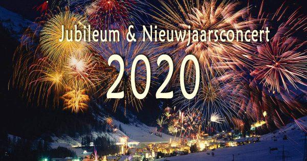 Jubileum & Nieuwjaarsconcert